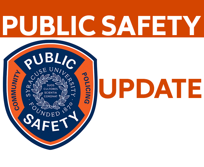 Department of Public Safety, Pubic Safety Update
