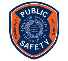 Syracuse University Department of Public Safety police patch