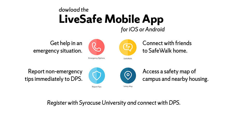 LiveSafe App Features