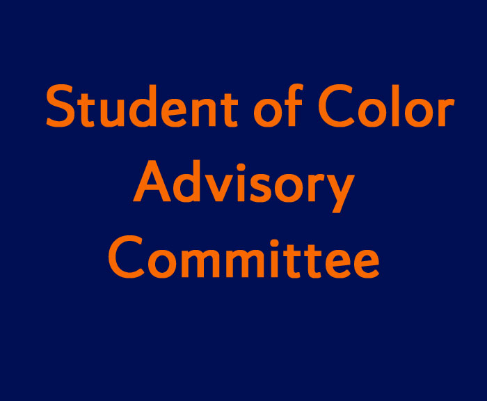 Student of Color Advisory Committee