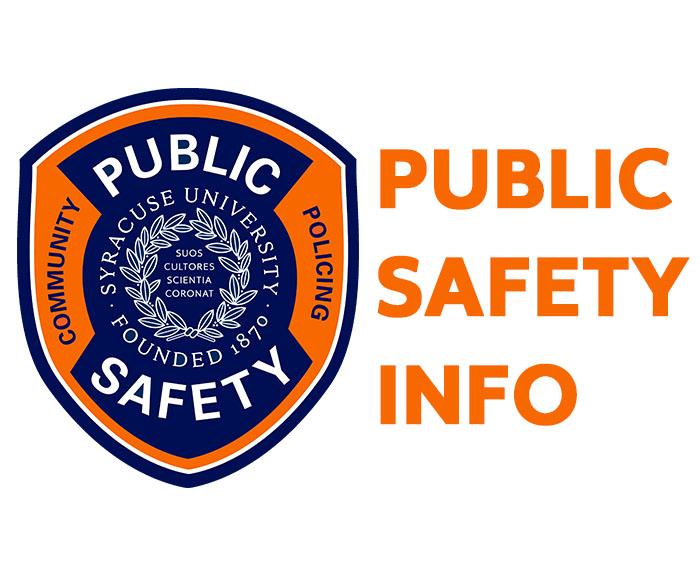 Public Safety Info