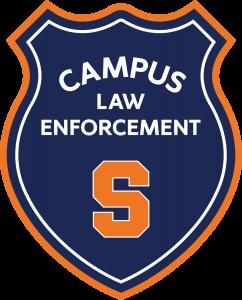 Campus law enforcement patch